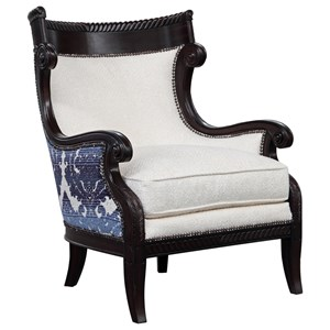 Rachlin Classics Yardley Accent Chair