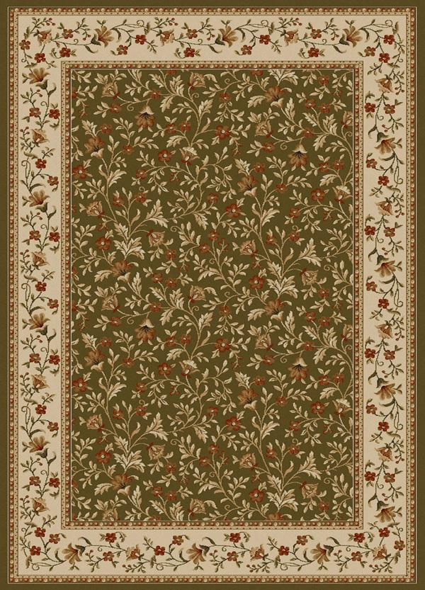 Radici USA Cosmo 7.9 x 11 Area Rug : Sage - Item Number: 985920240