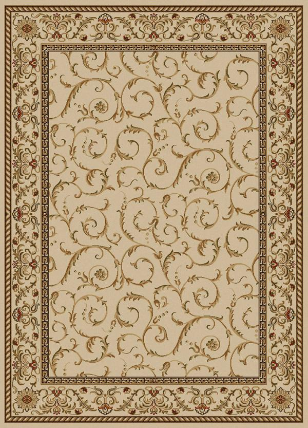 Radici USA Cosmo 7.9 x 11 Area Rug : Ivory - Item Number: 985921949
