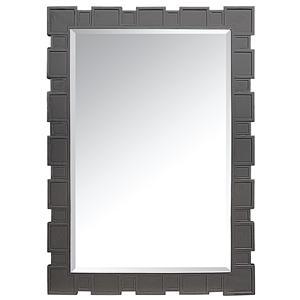 Rare Collections La Bella Vita Accent Rectangle Mirror