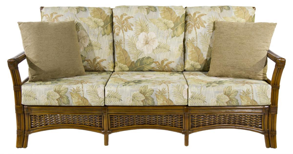 Ratana Jamaica Breeze Sofa - Item Number: FN39303WAL C JAMAICA BREEZE