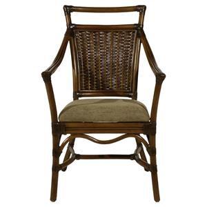 Ratana Jamaica Breeze Dining Arm Chair