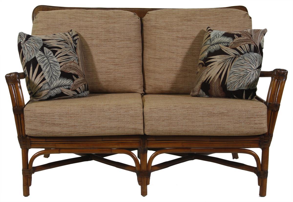 Ratana Waikele Love Seat - Item Number: FN41202WAL C WAIKELE