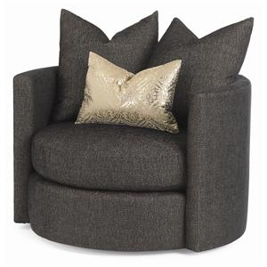 RC Furniture by Rene Cazares Coco  Contemporary Swivel Chair