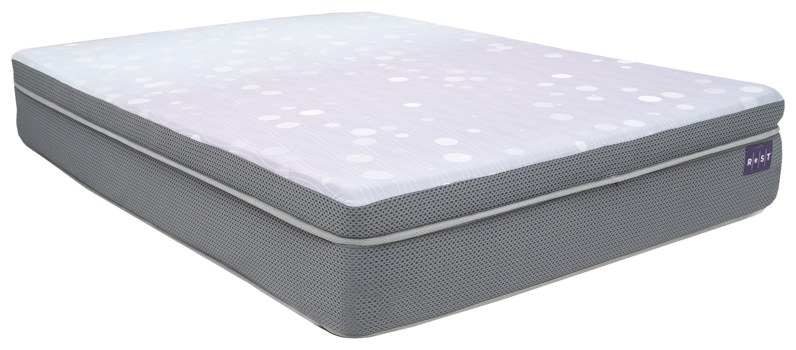 """ReST Bed Twin XL 13"""" ReST Bed™ Mattress by ReST at Ultimate Mattress"""
