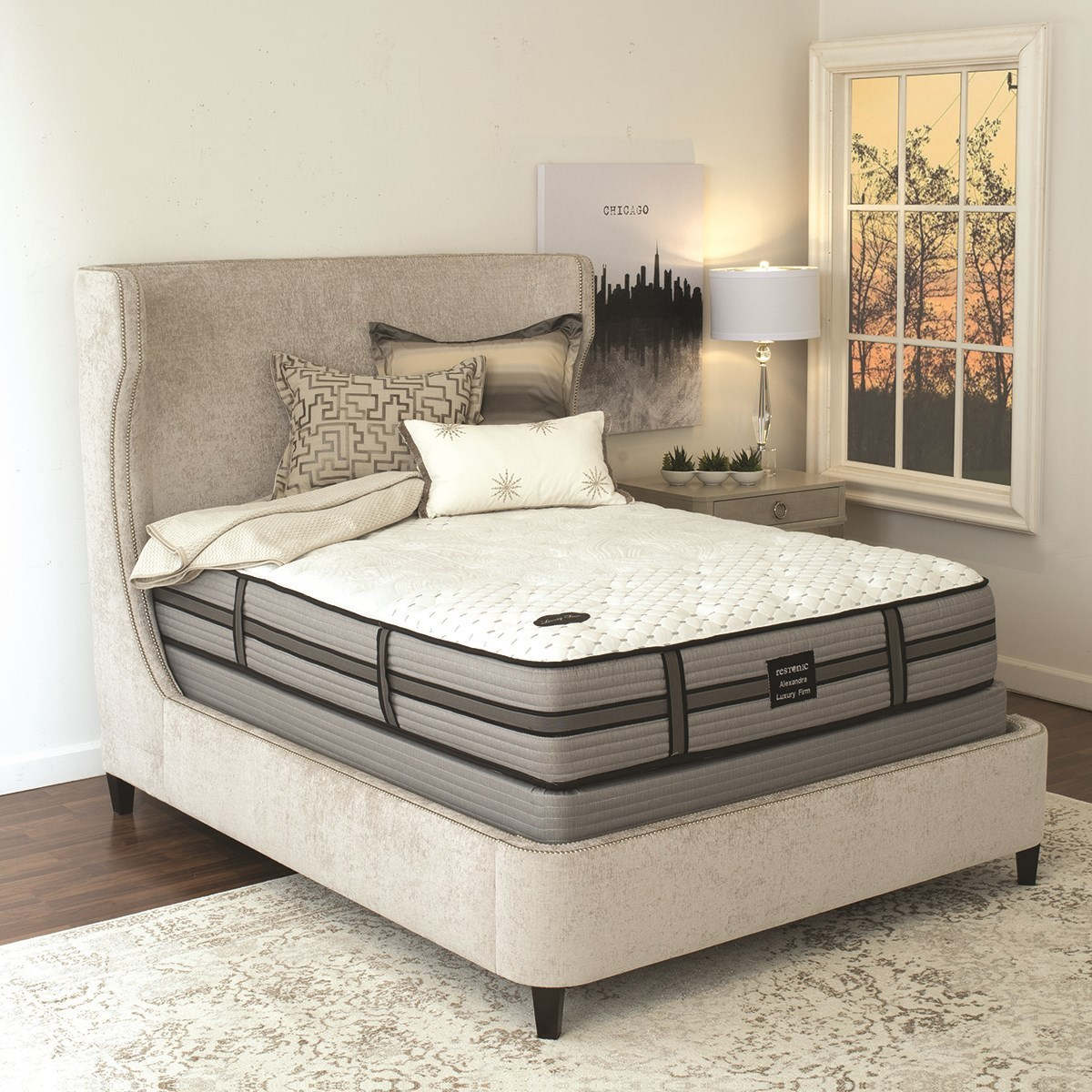 King Luxury Firm Mattress