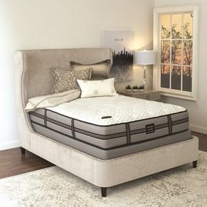 Restonic Alexandra Luxury Firm Twin Luxury Firm Mattress Set
