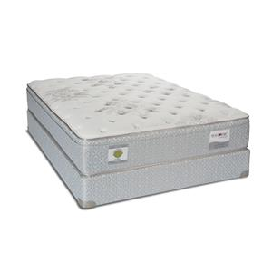 "Restonic CC Addison Queen 13"" Euro Top Mattress"