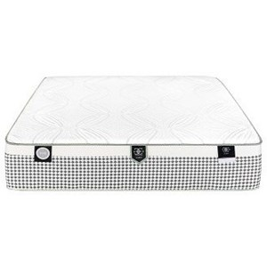 "Restonic CC Apollo Plush Queen 14 1/2"" Plush Mattress"