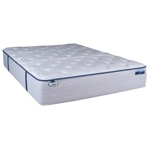 Restonic CC Grace Cushion Firm Full Cushion Firm Pocketed Coil Mattress