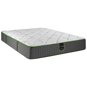 "Restonic CC Hybrid Indigo Plush Queen 12"" Hybrid Mattress"