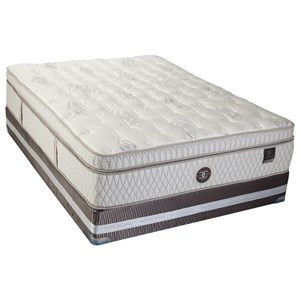 Queen Euro Box Top Mattress