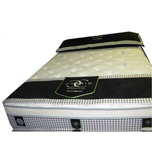 Twin Firm Euro Top Hybrid Mattress