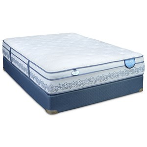 Queen Euro Top Hybrid Mattress