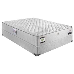 "Restonic ""Allura"" Twin Supreme Extra Firm Mattress"