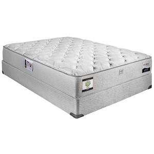 "Restonic ""Bentley"" Queen Luxury Firm Mattress"