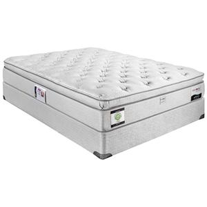 "Restonic ""Bentley"" Full Pillow Top Mattress"