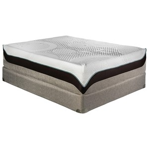 Restonic Edinburgh Queen Plush Mattress