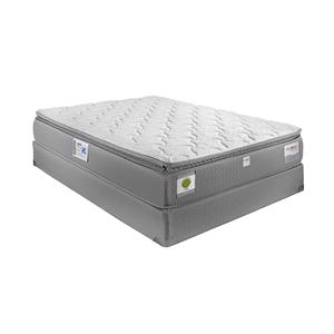 Restonic Liverpool Queen Pillow Top Mattress