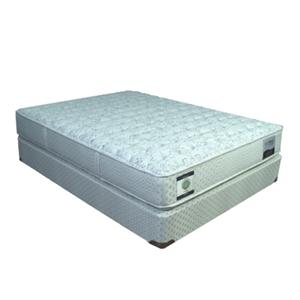 Restonic Baronet Twin Firm Mattress Set