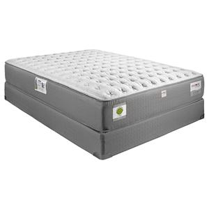 "Restonic Hybrid ""Gentilly"" Queen Extra Firm Hybrid Mattress"