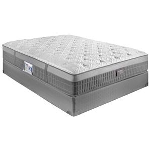 "Restonic Hybrid ""Millenium"" Queen Firm Hybrid Mattress"