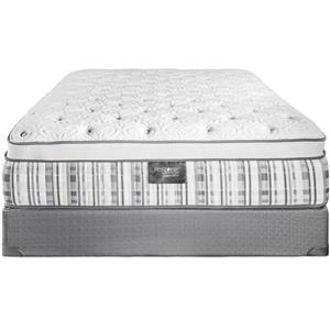 Restonic Diamond Jubilee Queen Hybrid Mattress