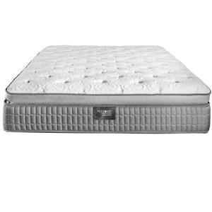 Restonic Sterling Full Latex Pillow Top Mattress