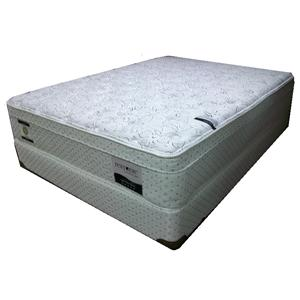 Restonic Comfortcare King Brilliance Pillow Top Mattress Fmg Local Home Furnishing Mattress