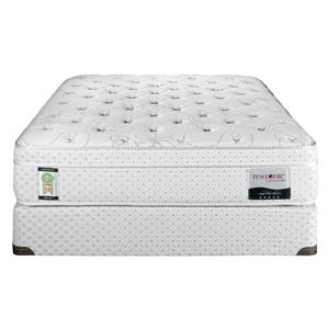 Queen Cameo EuroTop Firm Mattress