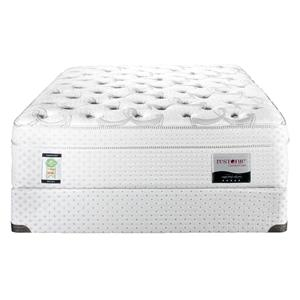 Queen Encore Euro Top Firm Mattress