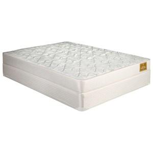 """Restonic Elite Foam Full 6"""" Foam Low Profile Set"""