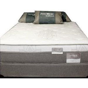Restonic Healthrest Latex Vista King Luxury Plush Latex Mattress