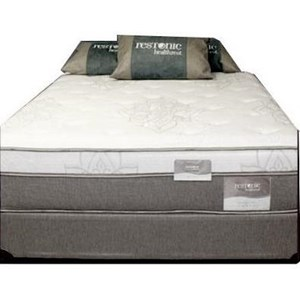 Queen Luxury Plush Latex Mattress