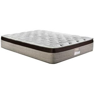 "Restonic Latex ""Prague"" Luxury Firm Queen Mattress"