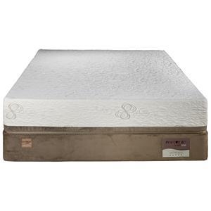 Queen Firm Memory Foam Mattress Set