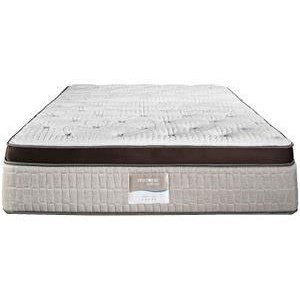 "Restonic Latex ""Vienna"" Queen Euro Top Plush Latex Mattress"