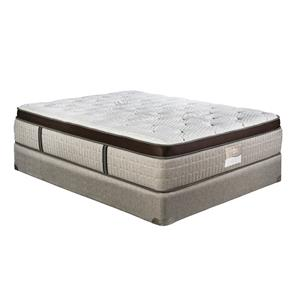 Restonic Vienna King Euro Top Plush Mattress