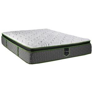 """King 13"""" Pillow Top Hybrid Mattress"""