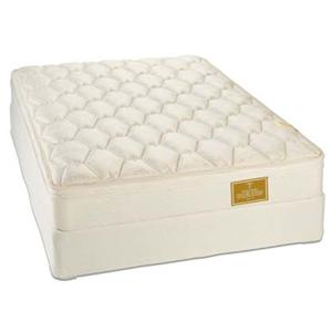 Mattresses  Comfort Master - Crystal Euro Top Mattress by Restonic