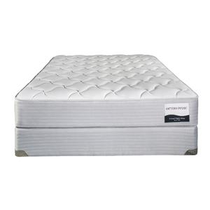 Restonic MB Excelle Full Plush Mattress Set