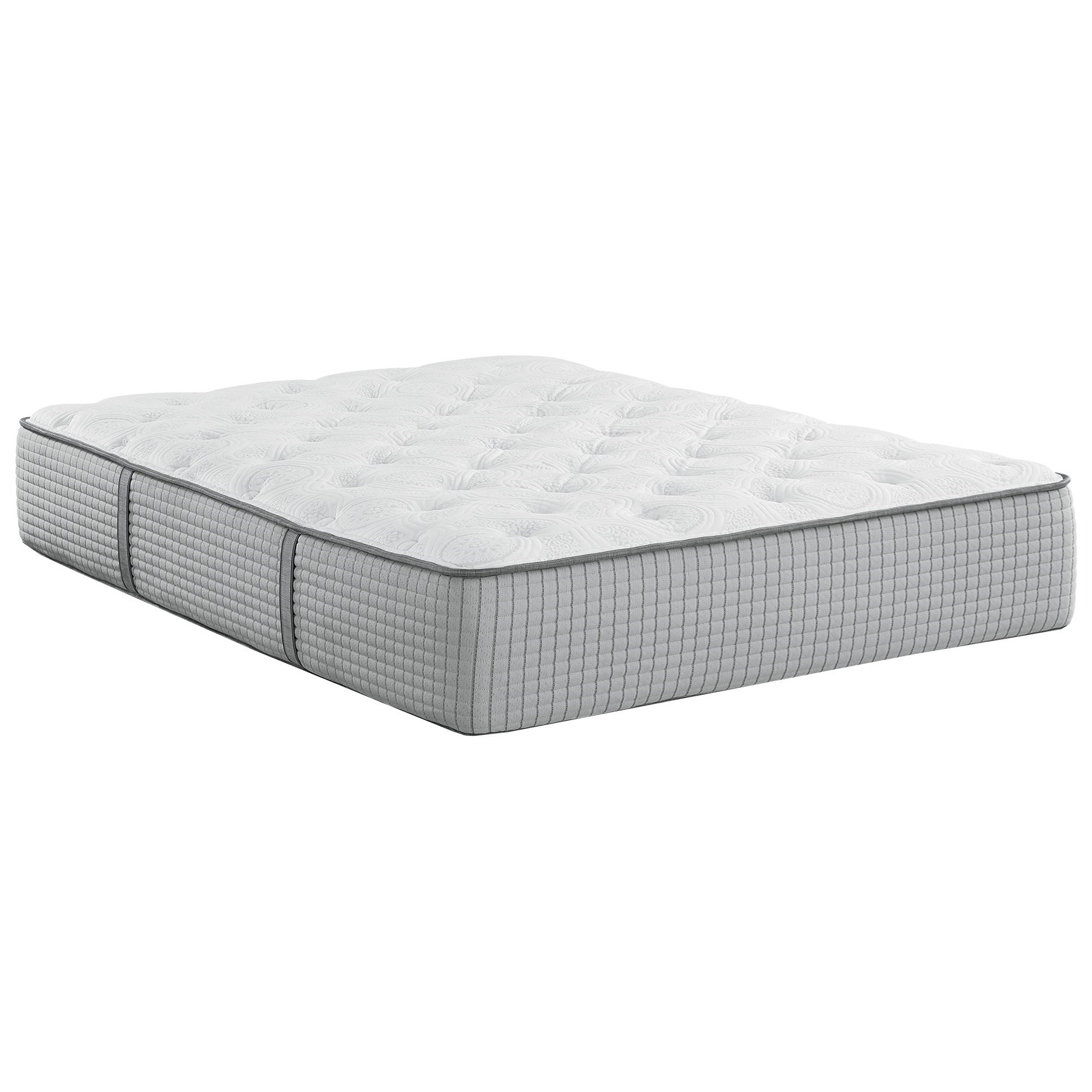 Biltmore Meadow Trail Plush Twin XL Pocketed Coil Mattress by Restonic at Hudson's Furniture