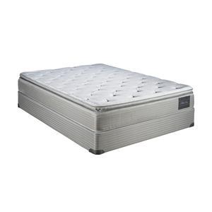 Restonic Ortho-Pedic Hudson Full Super Plush Pillow Top Mattress