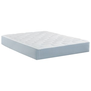 "Restonic Scott Living Cozy Firm Queen 11 1/2"" Firm Latex Mattress"