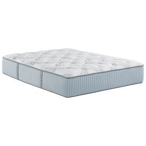 Restonic Scott Living Panorama Plush Queen Plush Hybrid Mattress