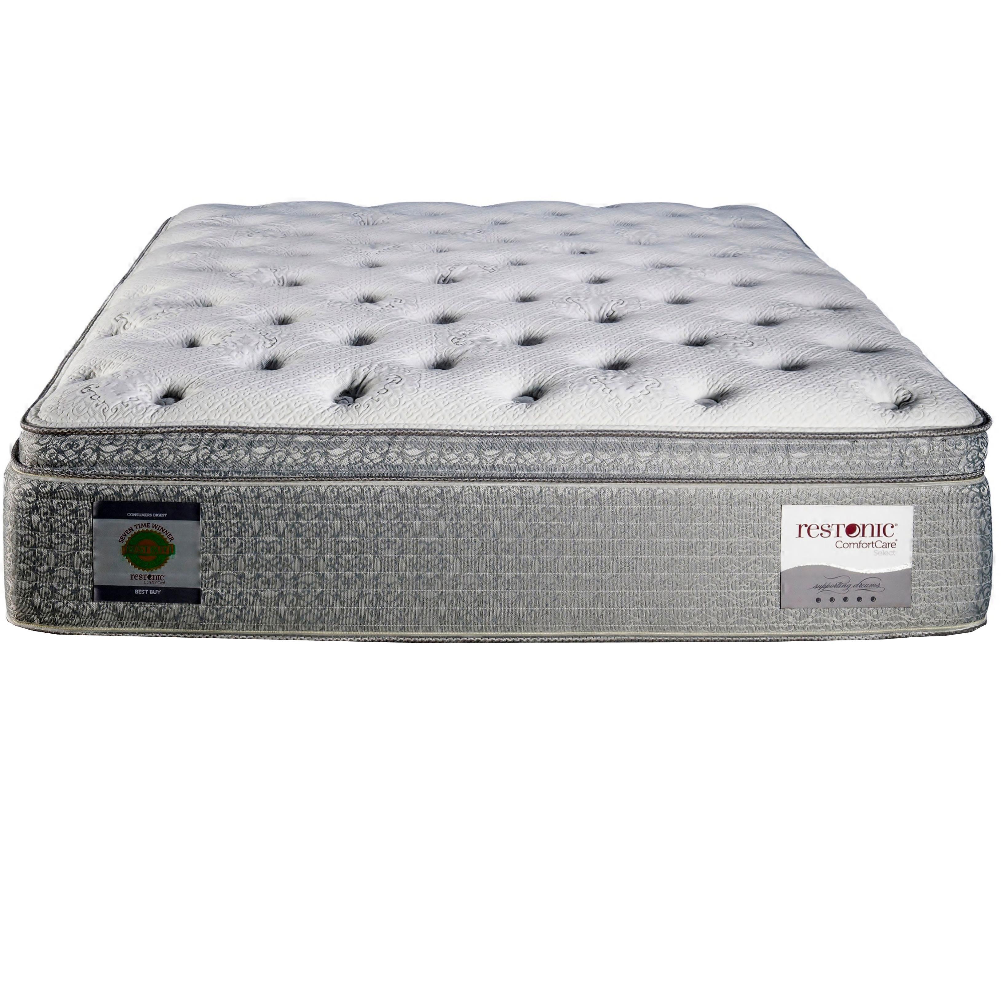 shop pillowtop set pillow deals vista on sleeper top sale serta mattresses full perfect reviews restonic largo mattress