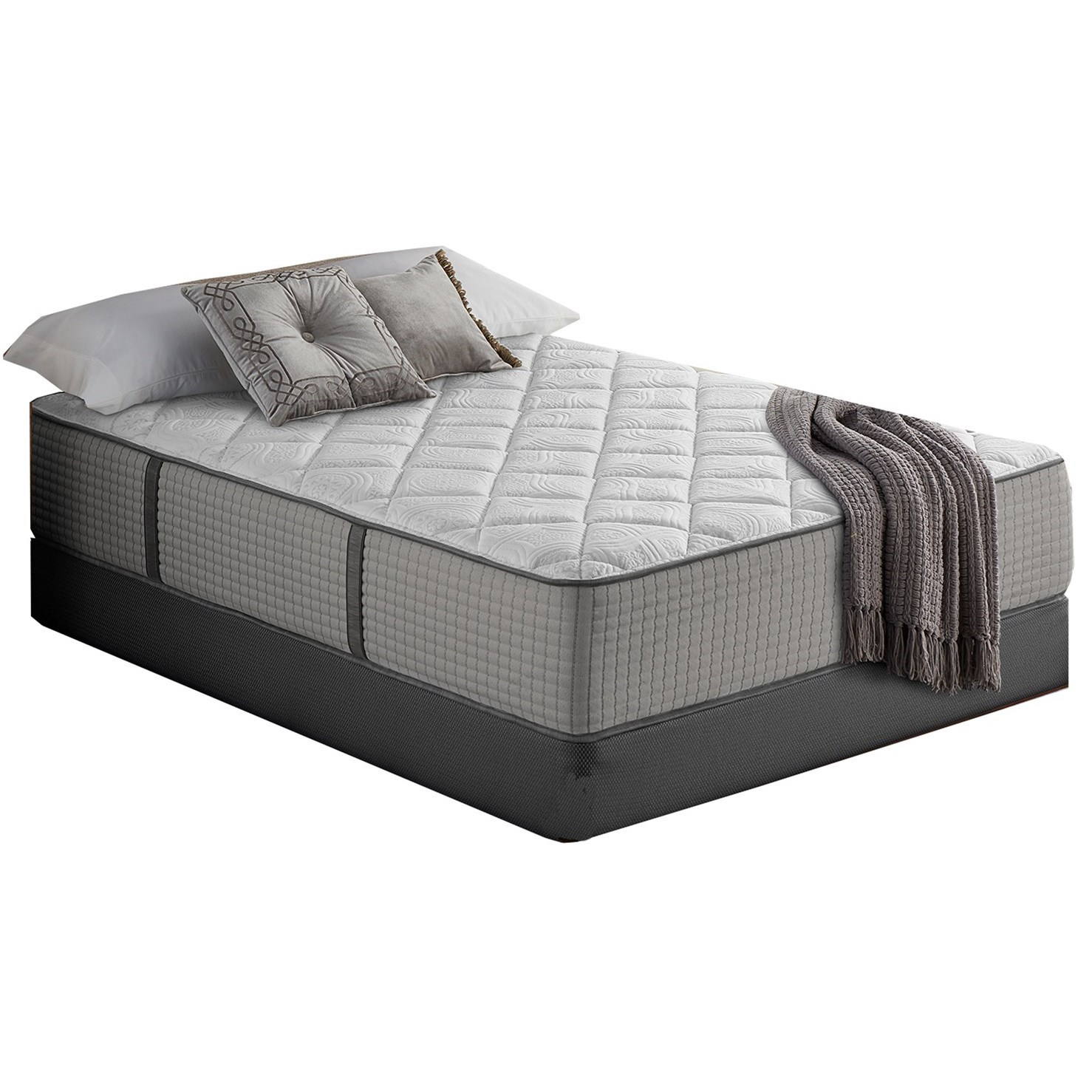 "King 13"" Hybrid Mattress Set"