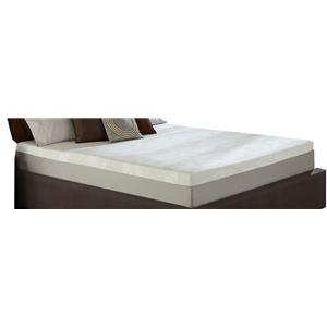 Restonic Wedgewood 10-Inch Queen Memory Foam Mattress Set