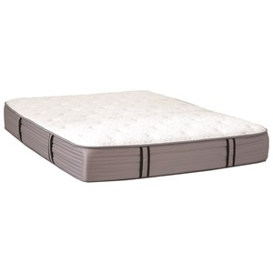Restonic Windsor II Plush Queen Plush Pocketed Coil Mattress