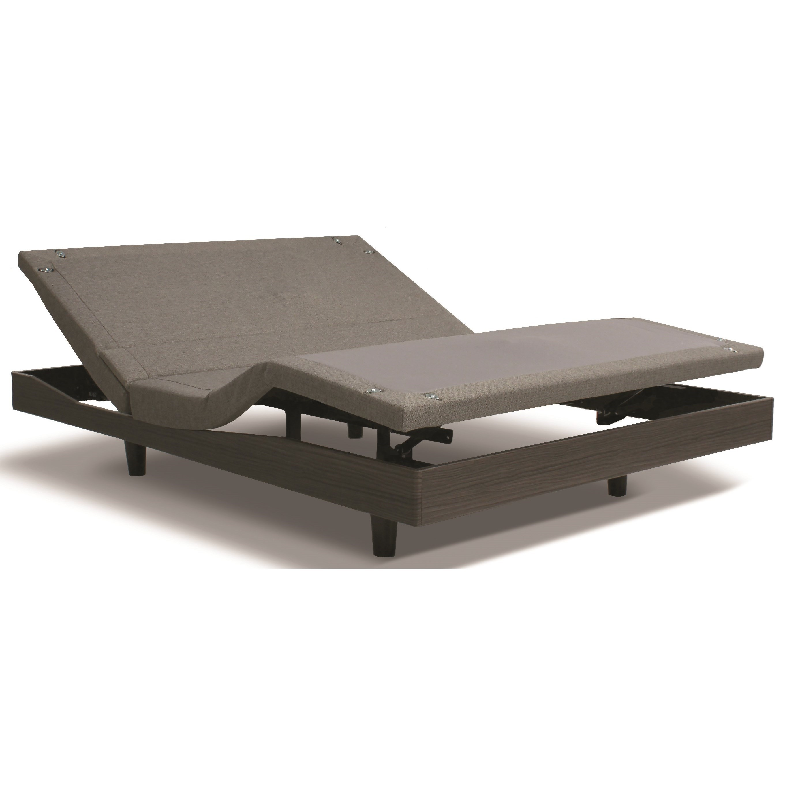 Adjustable Bed Base Full : Reverie adjustable bases queen t base
